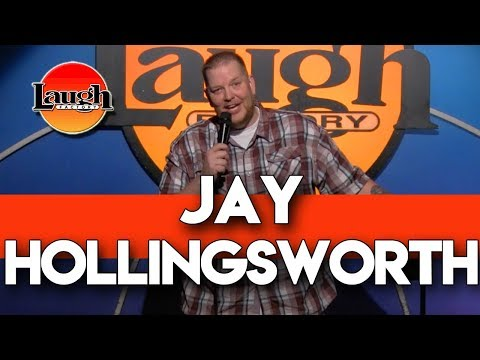Jay Hollingsworth | Awkward Stripper | Laugh Factory Stand Up Comedy