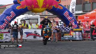 2d place martin Kratky - Czech Stunt Days 2018