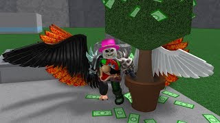 FIRST MONEY TREE! - ROBLOX Retail Tycoon (#5)