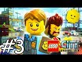 LEGO City Underground Cartoon Game Videos for Kids - LEGOs Video Games for Children #3