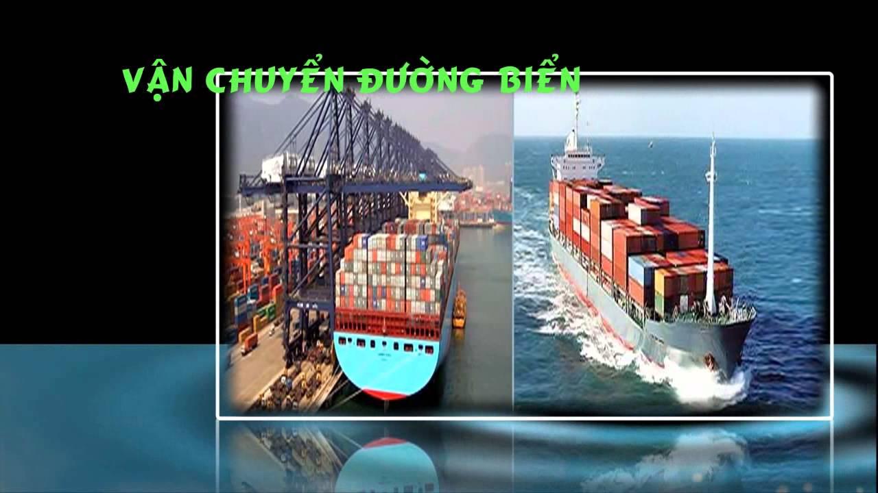 Vận chuyển hàng hóa đi khắp thế giới