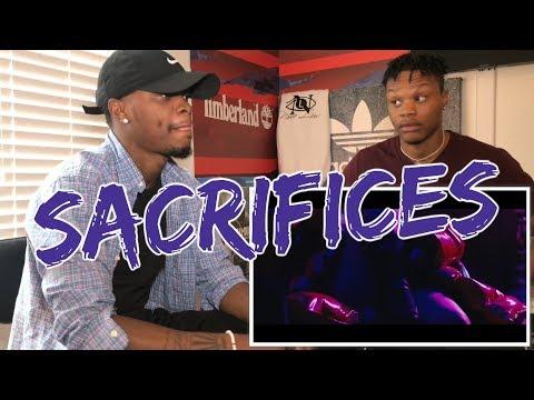 Big Sean - Sacrifices ft. Migos - REACTION