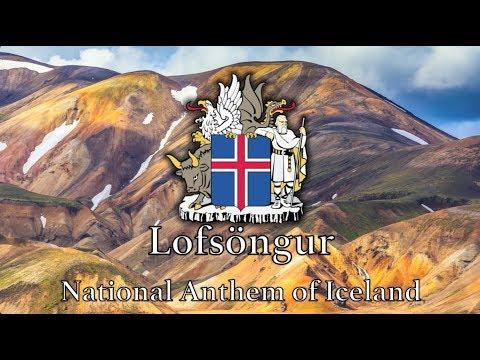 National Anthem: Iceland - Lofsöngur [NEW VERSION]