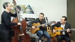 """GET THAT !!  François Hégron trio"""" live"""