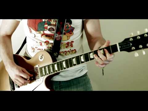 Apocalyptic Love – Slash – Full Instrumental Cover – Guitar/Bass/Drums/Solo (Karl Golden)