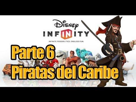 Disney Infinity - Parte 6 Piratas del Caribe - Español