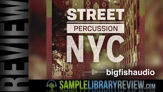 Review: Street Percussion NYC …