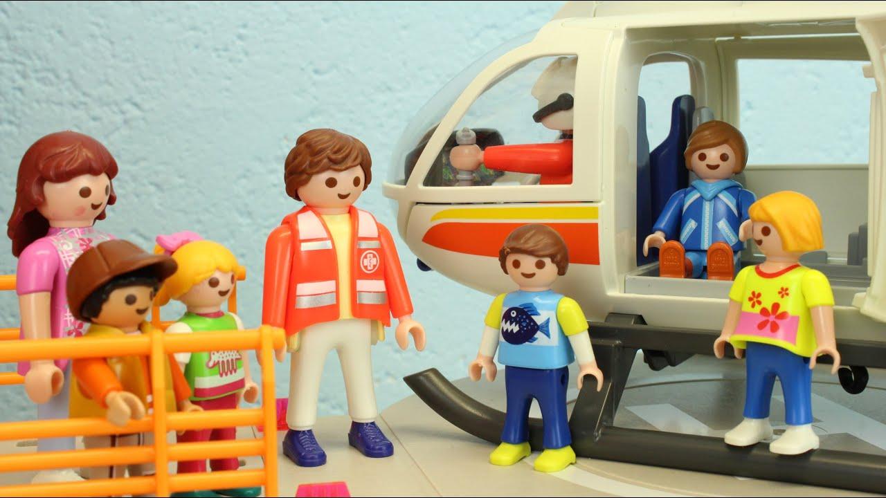 kita ausflug zur kinderklinik playmobil film seratus1 stop