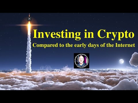 #265 Ripple XRP – Crypto Investments Compared to the Early Days of the Internet 👊😎
