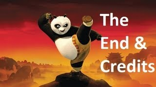 Kung Fu Panda (The Video Game) - The End & Credits