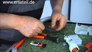 Aquastop Schlauch Spülmaschine wechseln | Videoanleitung