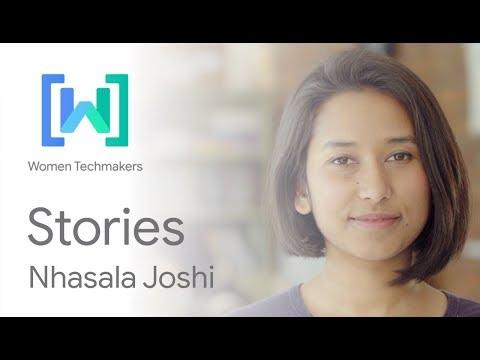 Meet Nhasala, Women Techmakers Ambassador In Kathmandu