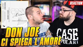 Don Joe feat. Ketama126, Franco126 e Franco Califano  - Cos' è l' Amore * REACTION * Arcade Boyz