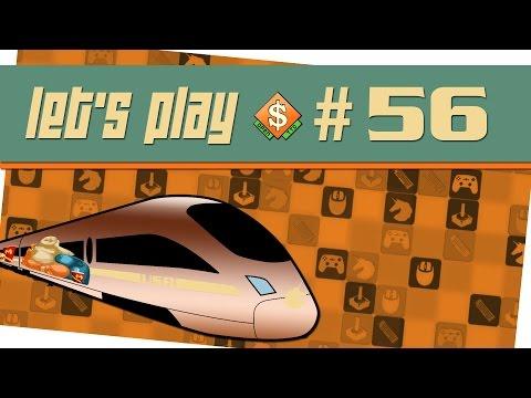 Let's Play OpenTTD - Alpines Szenario #56 [Deutsch]
