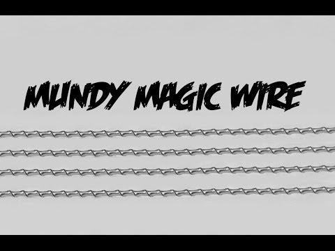Mundy Magic Wire Build