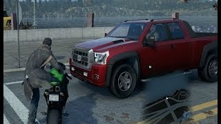Watch Dogs Sport Cars SportBike GamePlay Full HD
