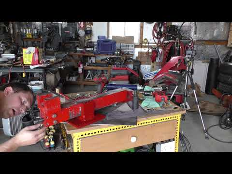 Homemade Bench Vise Back Together and Testing It Part 3