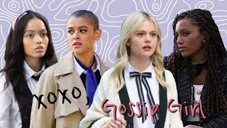 i watched the first episode of the *GOSSIP GIRL REBOOT* so you don't have to