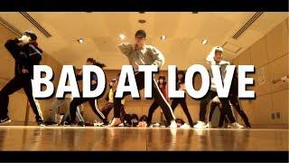 """ Bad At Love"" Halsey / Choreography by Takuya Pt.1"