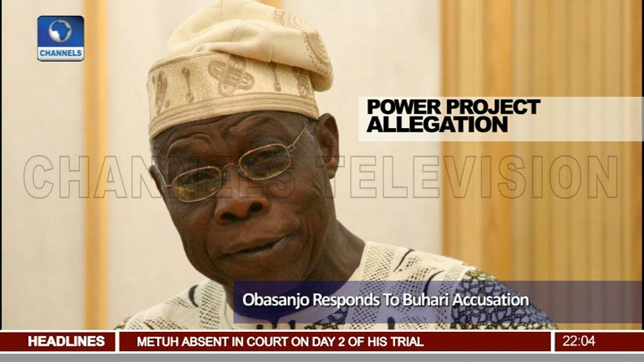 Stop Playing Politics, Obasanjo Reacts As Buhari Welcomes Confrontation 22/05/18 Pt.1 |News@10|