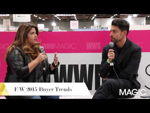 WWD F/W 2015 Fashion Trends w/Alex Badia