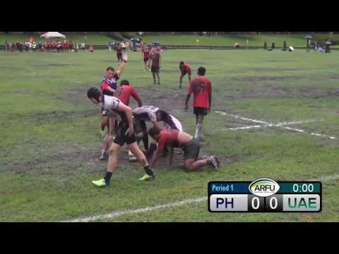Day1 Game9 Philippine VS UAE