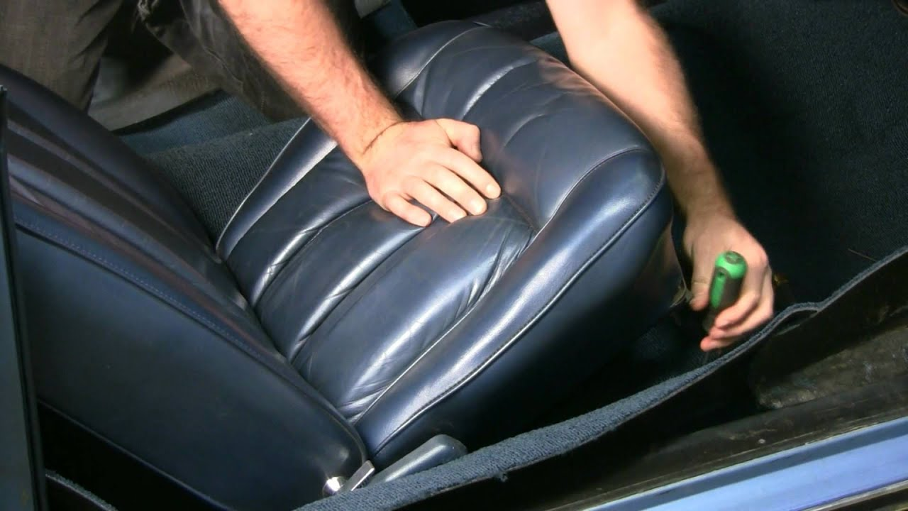 Classic Car Carpet Installation Youtube