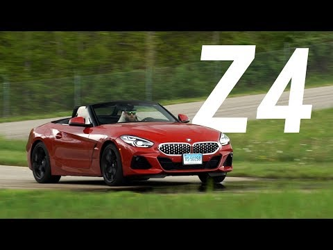 2019 BMW Z4 Quick Drive   Consumer Reports