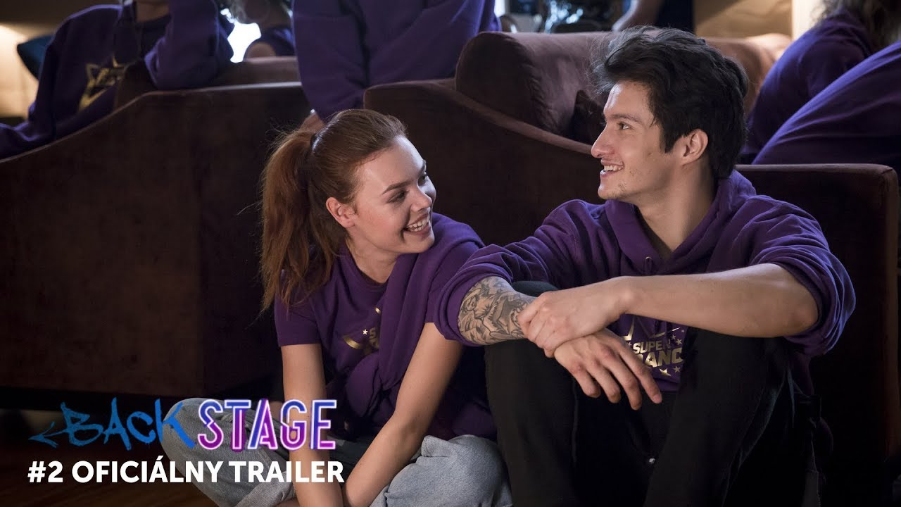 Backstage (2018) #2 oficiálny slovenský trailer - 1080p
