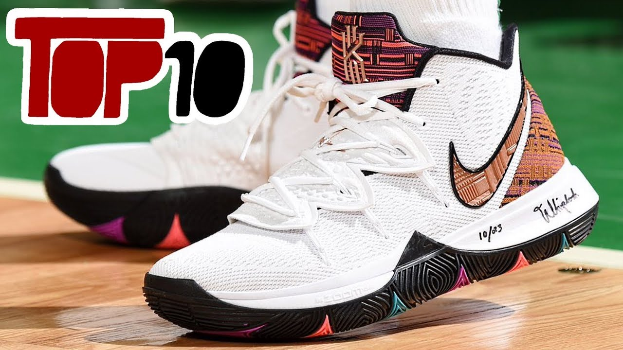 Top 10 Black History Month Shoes Of