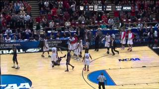 UConn vs San Diego State - The Franklin Shoulder vs The Kemba Flop