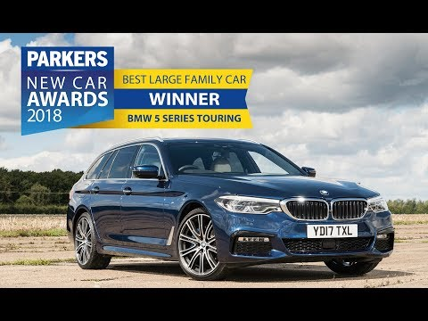 BMW 5-Series Touring Review (2019) | Parkers