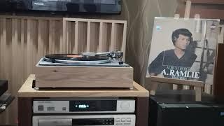 Vinyl record | A Ramlie - Mencari bahagia