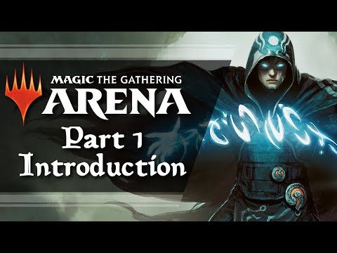 Trump's Magic: The Gathering Arena Video Guide Part 1: Introduction
