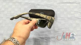 Costa Del Mar Fantail 580G Camo Frame Blue Mirror Lenses Sunglasses   J&H Tackle