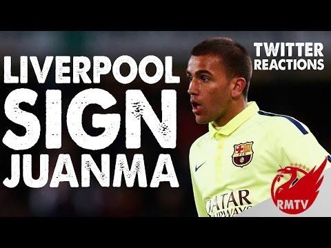 Liverpool Sign Juanma! | #LFC Fan Reactions