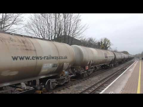 DB schenker 60059 with Westerleigh to Lindsey empty oil train