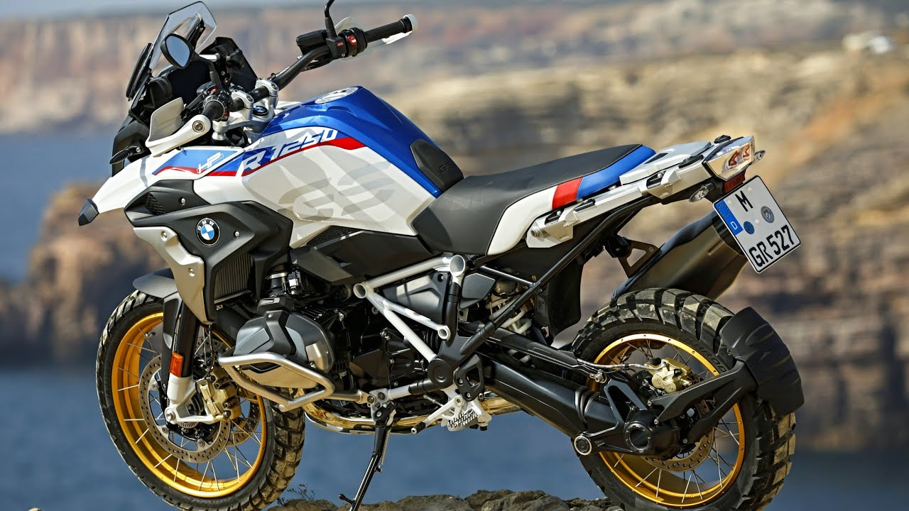 Bmw R 1250 Gs 2019 Full Video Bmw Motorcycle Bmw Motorrad Smooth Yet Powerful