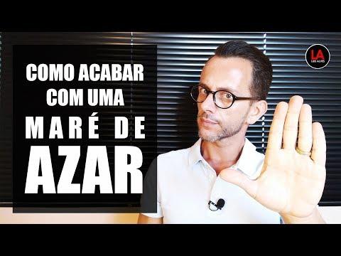 COMO ACABAR COM UMA MARÉ DE AZAR LEI DA ATRAÇÃO