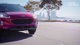2020 Ford Escape unveiled after big redesign