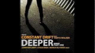 (ANA055) Constant Drift Feat Tanya Walker - Deeper (Marco D