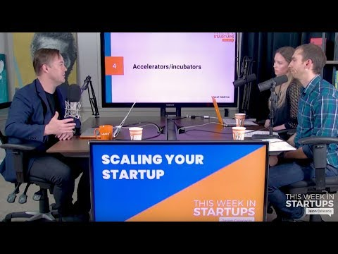 """E919 Scaling Your Startup """"Funding Your Company"""": How to raise a round right (E1 of 10ep miniseries)"""