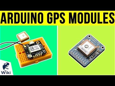 8 Best Arduino GPS Modules 2019
