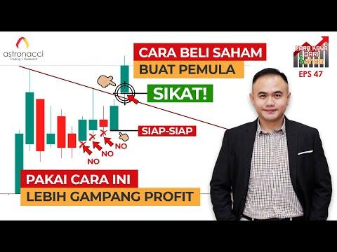 CKDS Eps 47 : Cara Beli Saham Pakai Teknik Simple LEBIH Sering Profit! Gampang Banget
