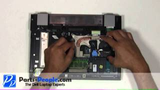 Dell Latitude E6400 | Heat Sink Replacement | How-To-Tutorial