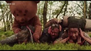 Что делать при встрече с медведем. Правила выживания. Трешевая комедия. Русский перевод.