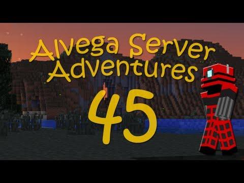 Alvega Server Adventures - S2E045 // Over The Hills and Far Away