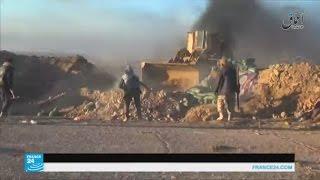 انتحاريون يهاجمون مركزين للشرطة في مدينة سامراء