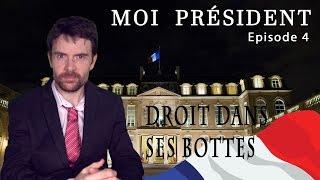 Moi, Président Let's play Narratif Episode 4