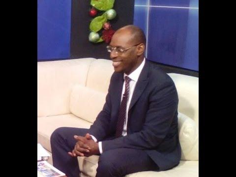 Grand Rendez-voue Économique avec Me. Aviol Fleurant Ministre (MPCE)